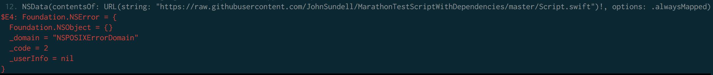 Open Source Adventures #2 - Marathon · Programming